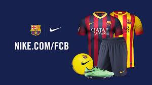 Nike and Barca