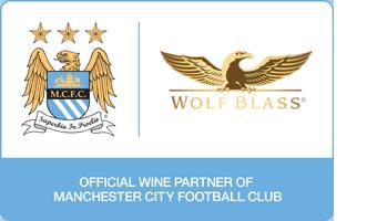 Man City and Wolf Blass