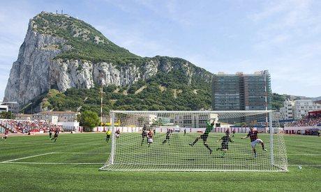 Gibraltar football