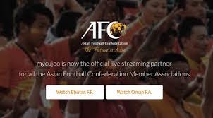 AFC and mycujoo