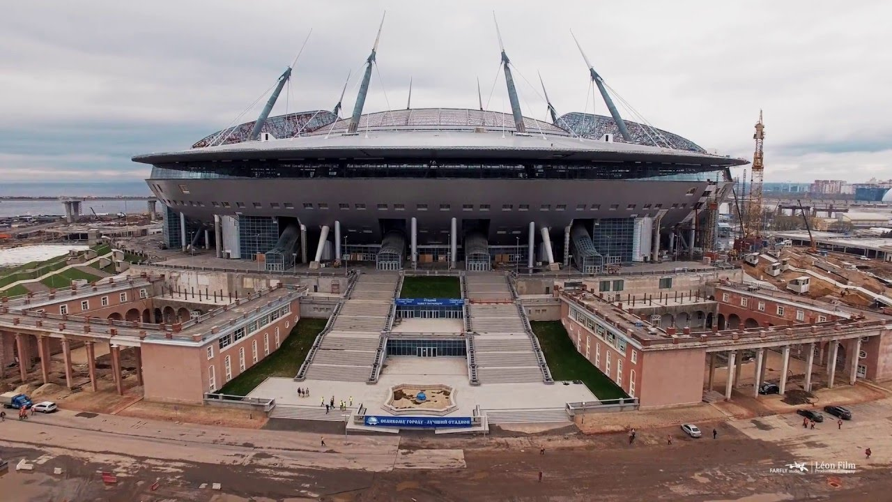 Kreztovsky Arena