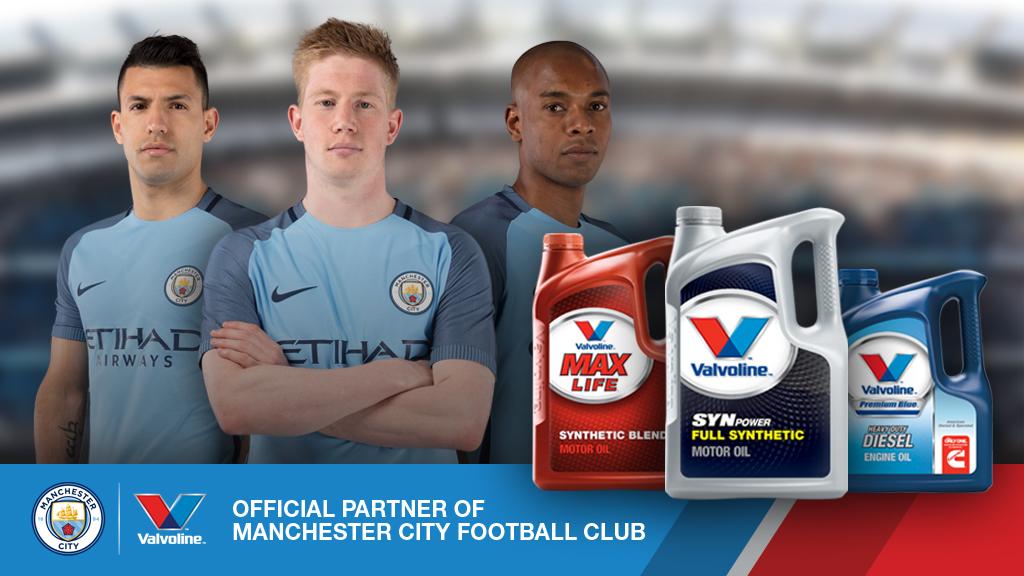 Man City Sponsor