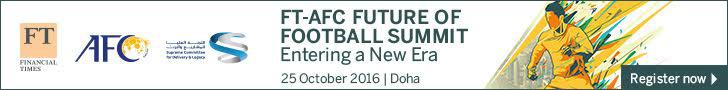 FT-AFC Future of Football Summit