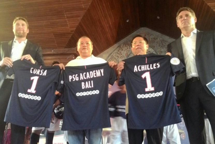 PSG and Bali Utd