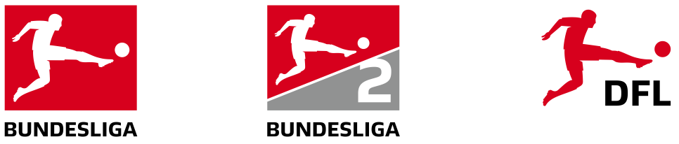 bundesliga updates logos to strengthen brand identities inside world football inside world football