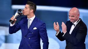 Ronaldo and Infantino