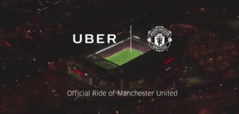 Man Utd and Uber