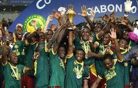 Cameroon win