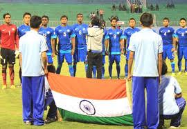India U17 team