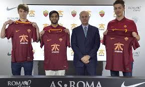 Roma esports team