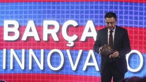 Barca innovation hub launch