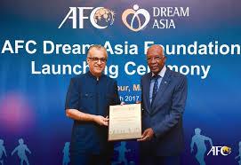 Dream Asia launch