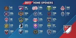 MLS season opener