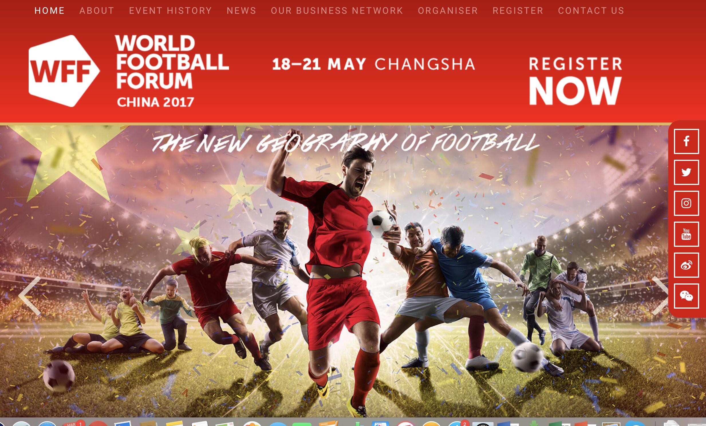 World Football Forum Changsha