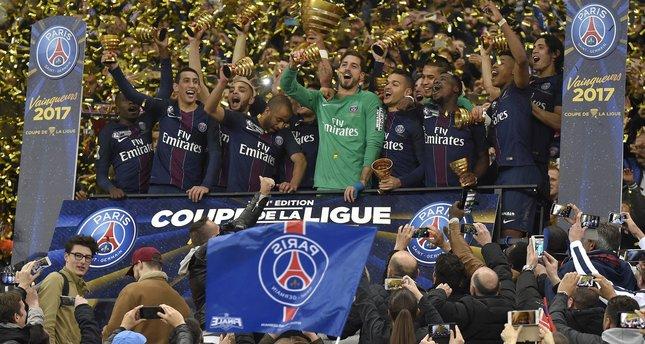 PSG win league cup