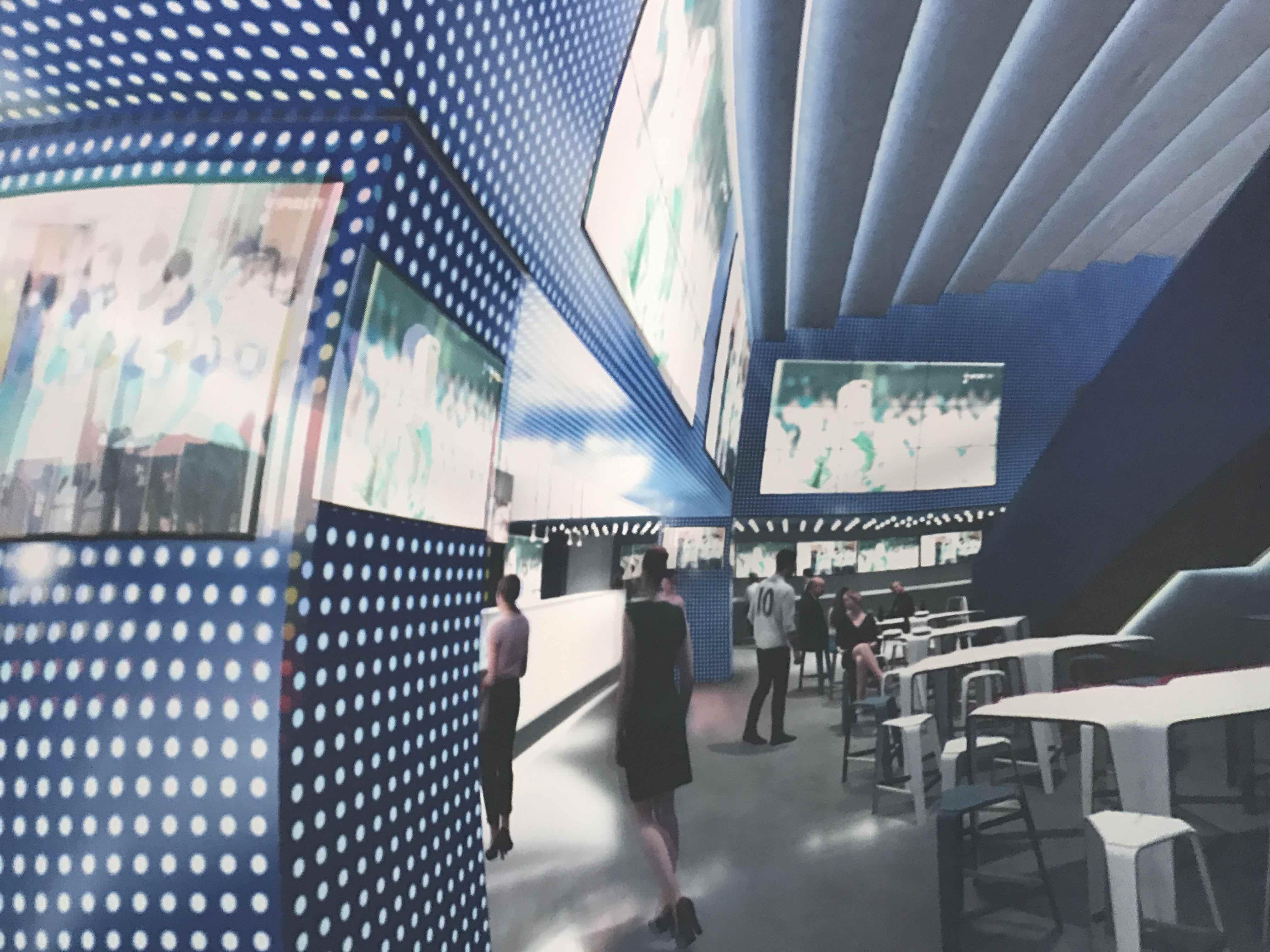 Spurs Launch New Stadium Showcase App Using Vr And Ar Technology Inside World Football