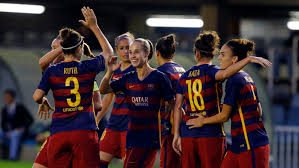 Barcelona women's team