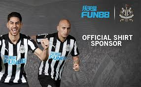 FUN88 and Newcastle United