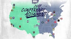 USL conferences
