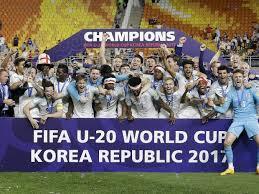 England U20 win