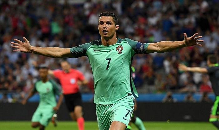 Ronaldo scores in confed cup