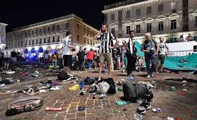 Turin square