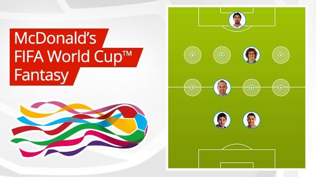 McDonald's and FIFA