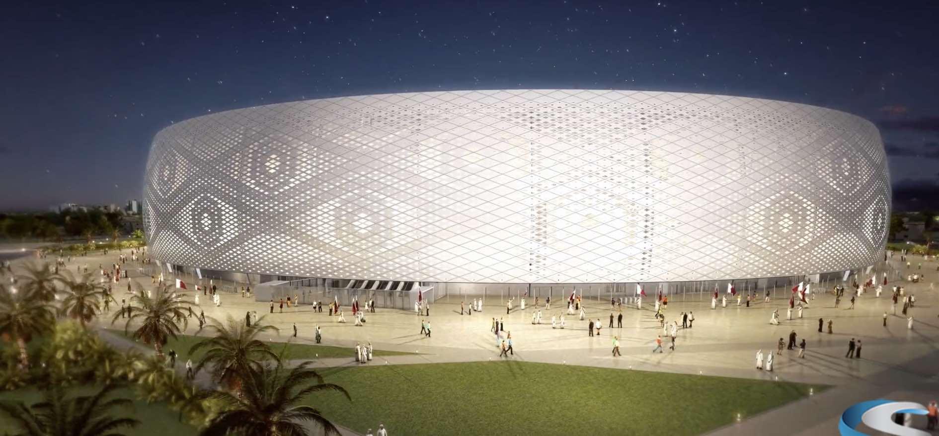 Al Thumama Stadium 1