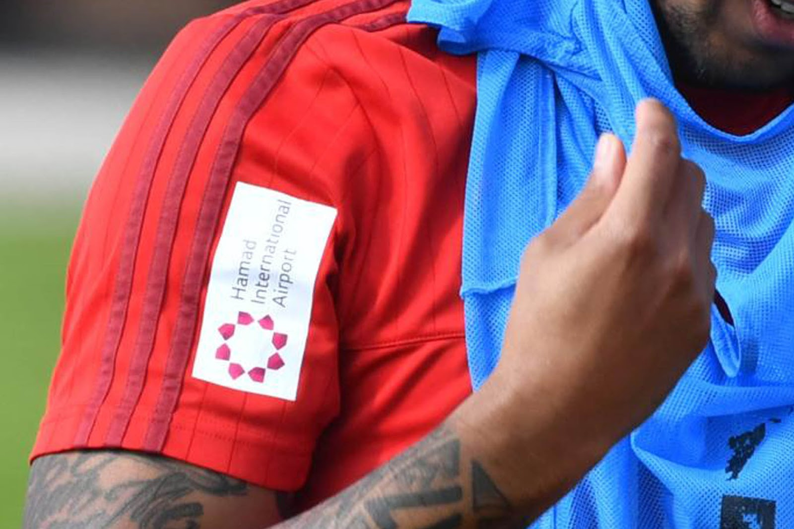 Bayern anf Hamed sleeve deal