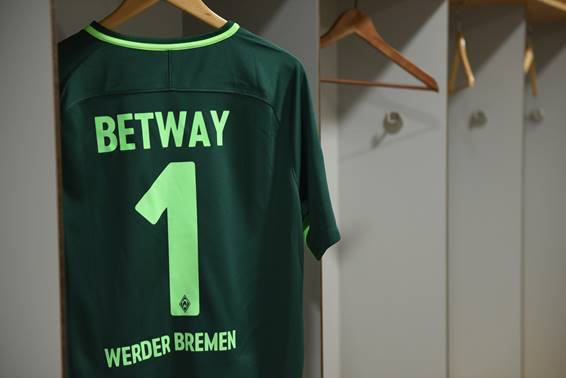 Werder Bremen and Betway