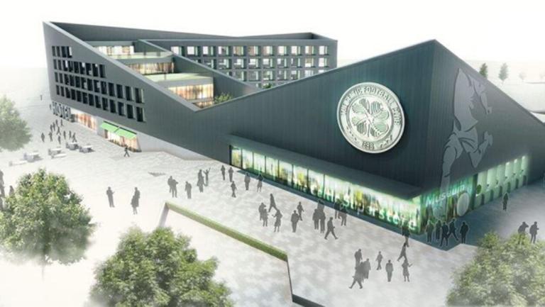 Celtic Park development