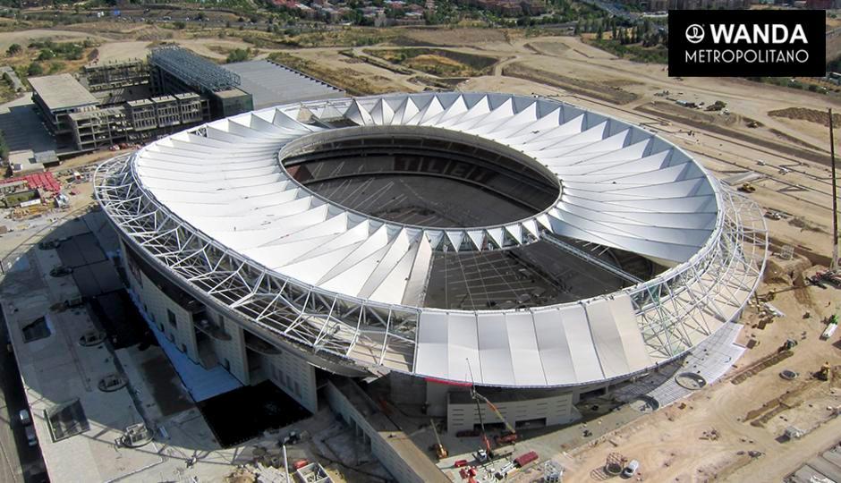 Atletico S Metropolitano To Host 2019 Cl Final Baku Wins Europa