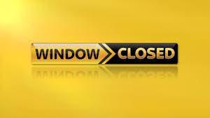 Window closed copy