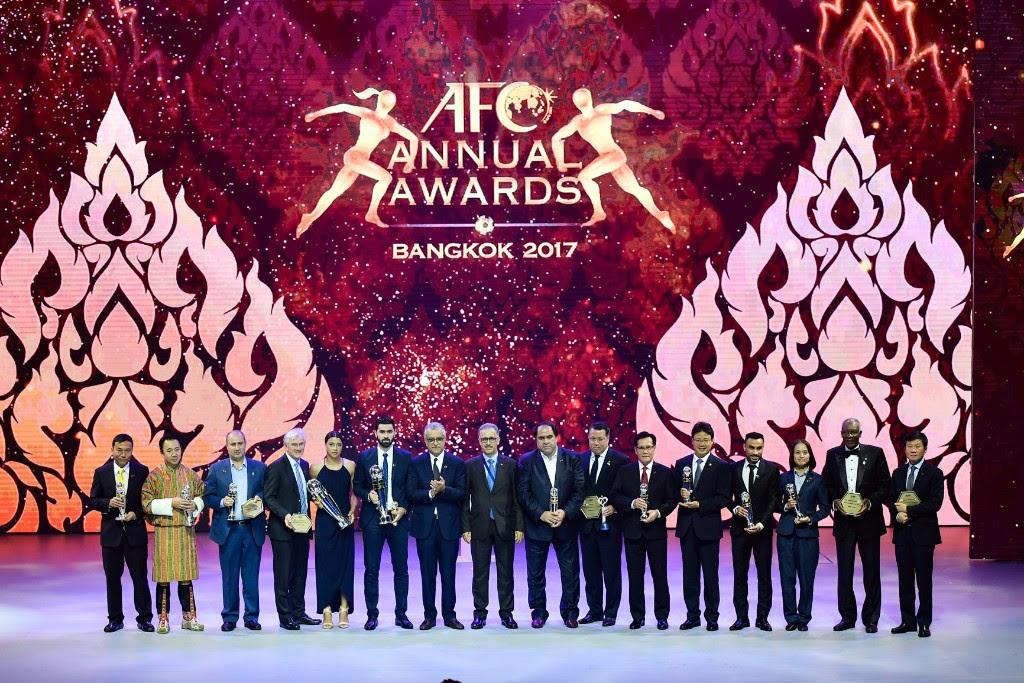 AFC Awards 2017