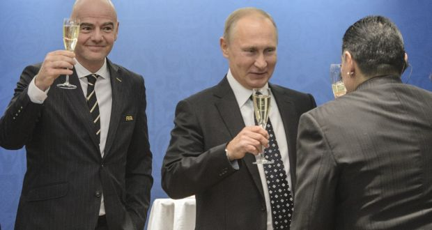 FIFA champagne