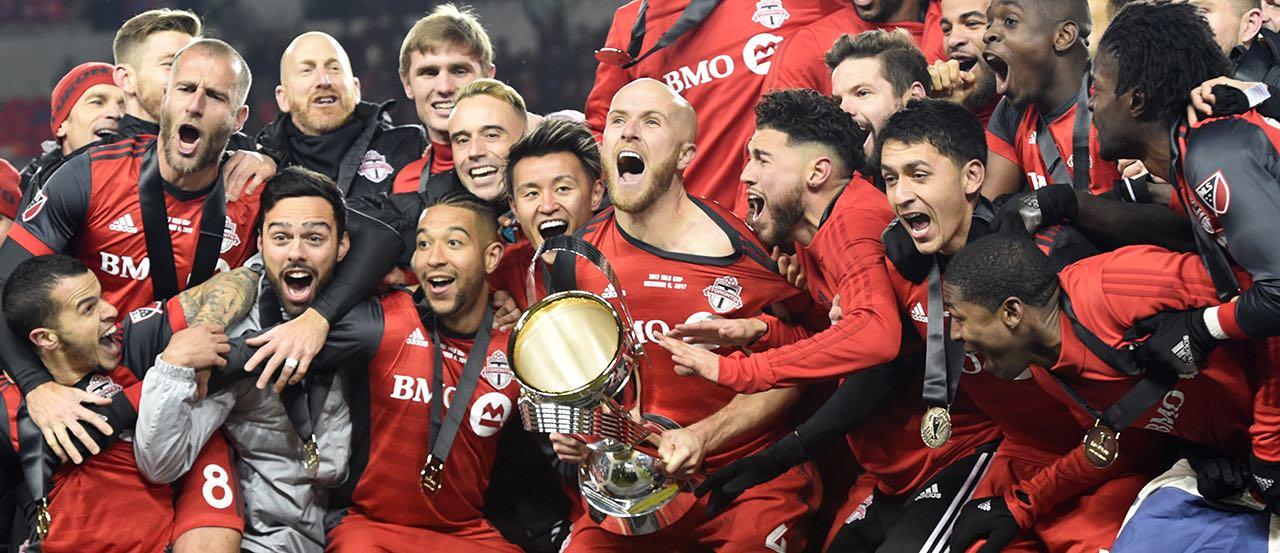 Toronot win MLS Cup