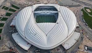 Qatar's Al Wakrah Stadium to open with Emir Cup final
