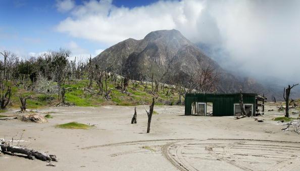 Soufrie volcano_Montserrat