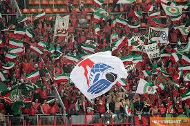 Lokomotiv Moscow fans