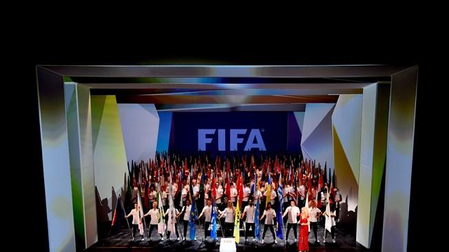 FIFA Congress opening