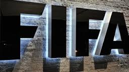 FIFA signage