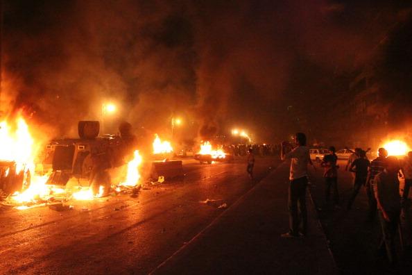 egypt clashes_11-10-11